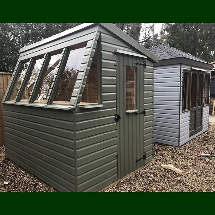 D Howard Sheds and Fencing